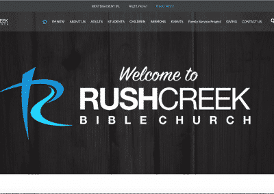 Rush Creek Bible Church