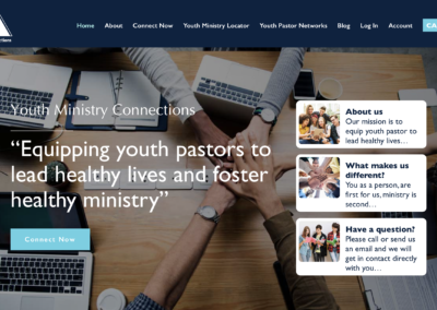 Youth Ministry Connections